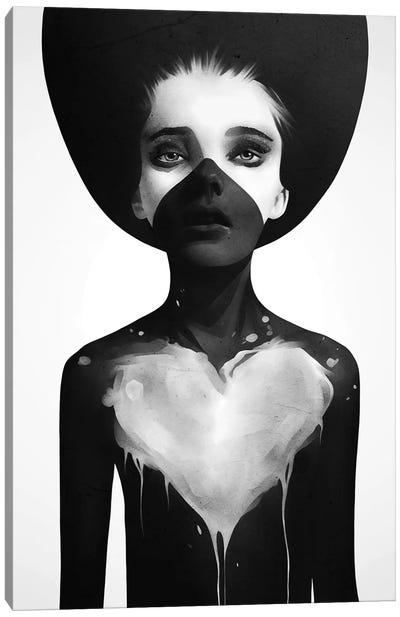 Hold On Canvas Art Print