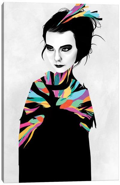Hyperballad Canvas Art Print