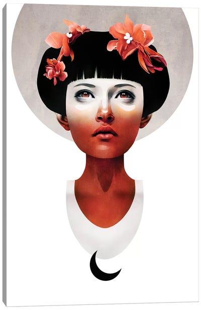 Hyperdusk II Canvas Art Print