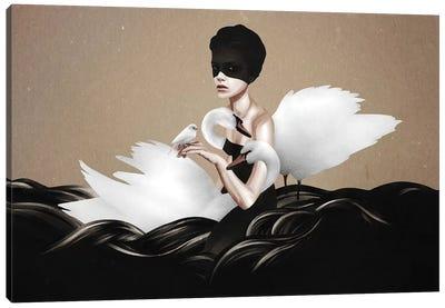 Let Go Canvas Art Print