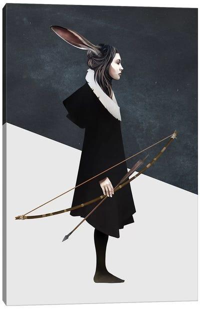 The Hunt Canvas Art Print