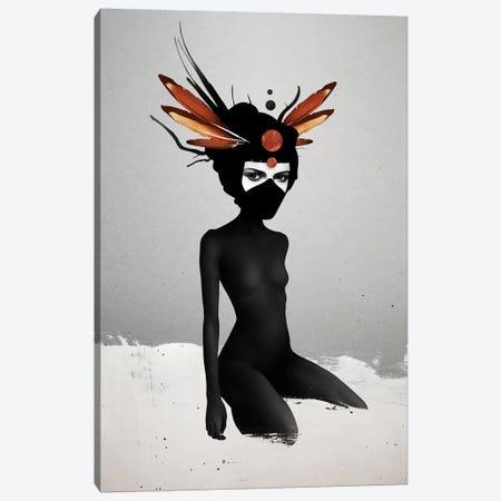 Dreamcatcher Canvas Print #RIR7} by Ruben Ireland Canvas Artwork