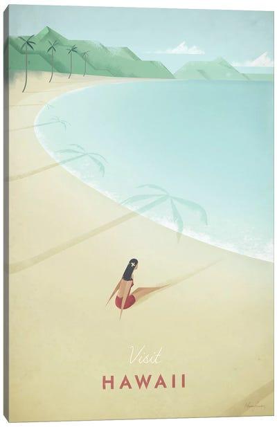 Hawaii Canvas Print #RIV15