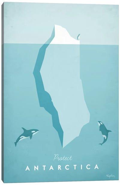 Antarctica Canvas Print #RIV1