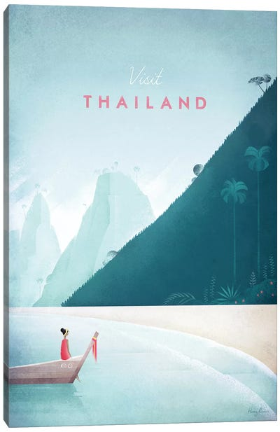 Thailand Canvas Art Print