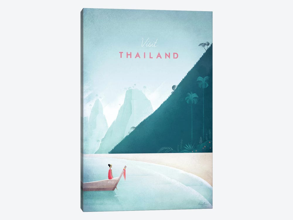 Thailand by Henry Rivers 1-piece Art Print
