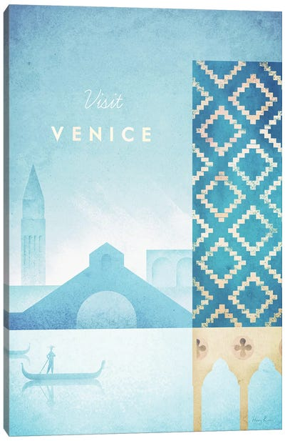 Venice Canvas Art Print