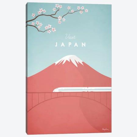 Japan Canvas Print #RIV7} by Henry Rivers Canvas Art