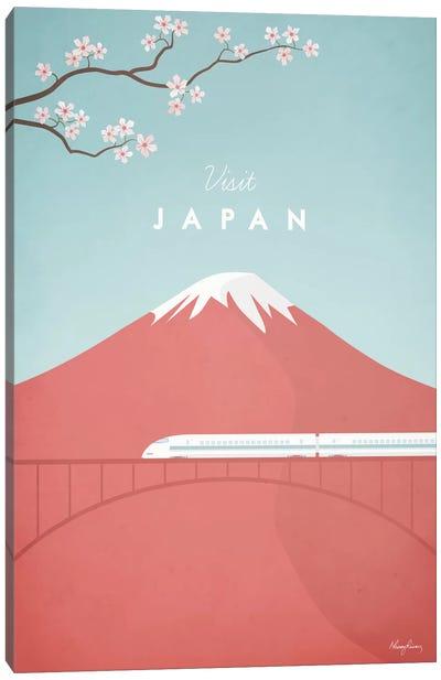 Japan Canvas Print #RIV7