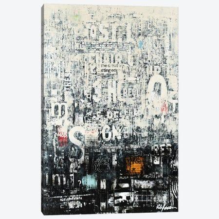 City Life Canvas Print #RJO6} by Robin Jorgensen Art Print