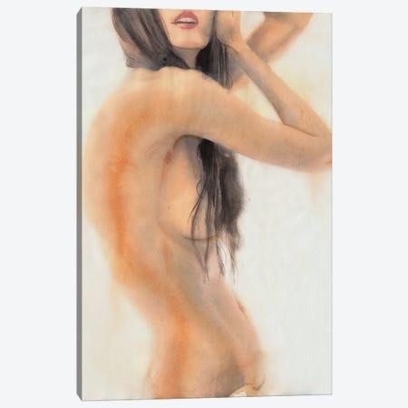 Nude II Canvas Print #RJR4} by REME Jr Art Print