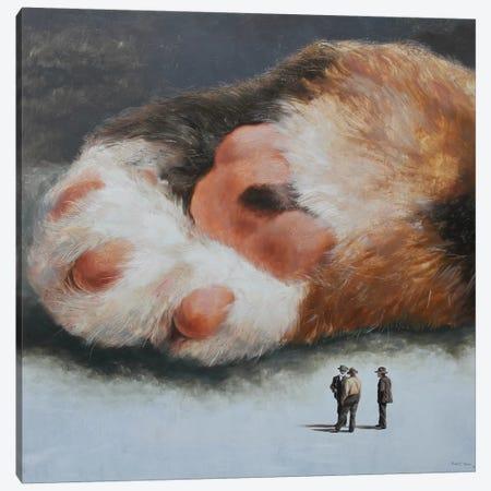 Inexplicable Canvas Print #RKO17} by Rudolf Kosow Canvas Art Print