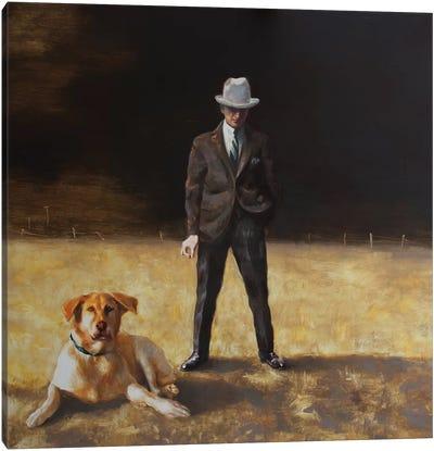 Best Friends Canvas Art Print