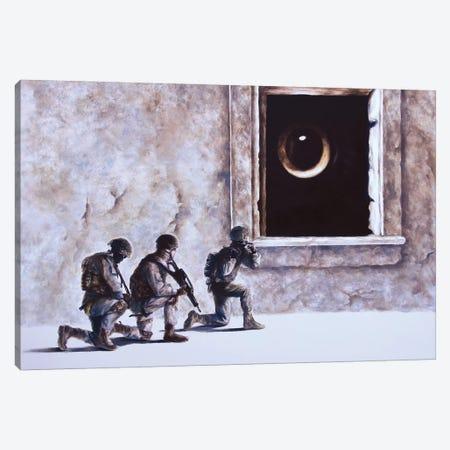 Capture I Canvas Print #RKO46} by Rudolf Kosow Canvas Wall Art