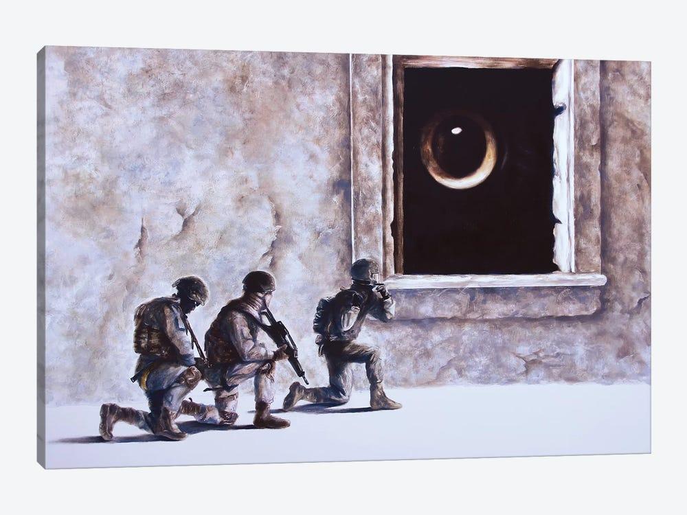 Capture I by Rudolf Kosow 1-piece Canvas Wall Art