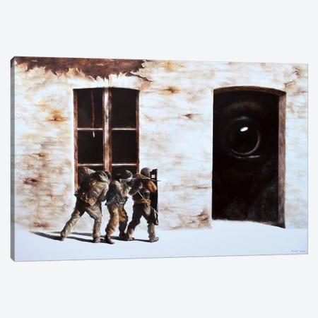Capture II Canvas Print #RKO47} by Rudolf Kosow Canvas Wall Art
