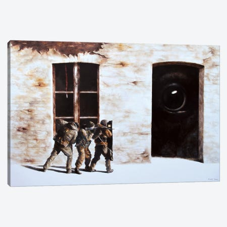 Capture II 3-Piece Canvas #RKO47} by Rudolf Kosow Canvas Wall Art