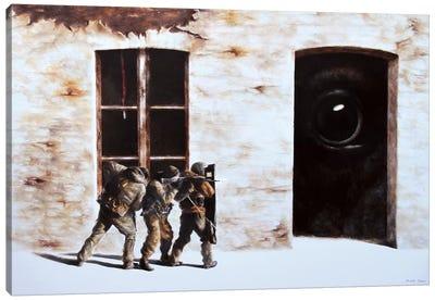 Capture II Canvas Art Print