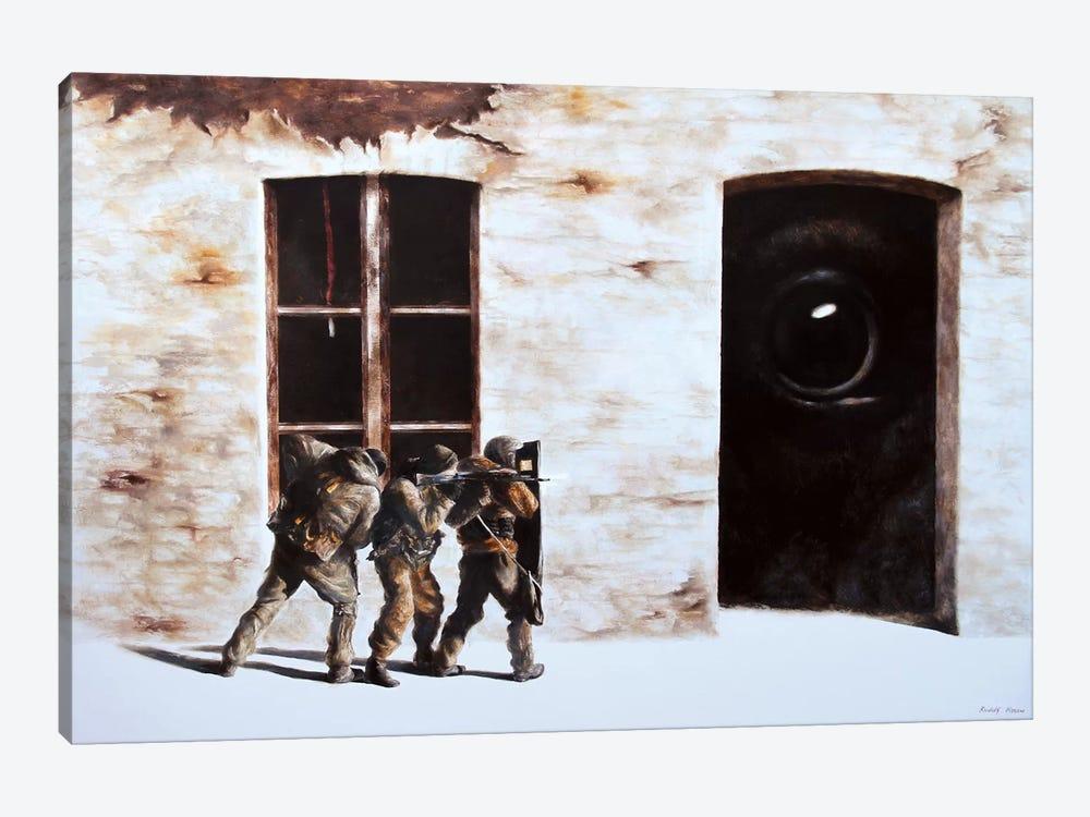 Capture II by Rudolf Kosow 1-piece Canvas Print