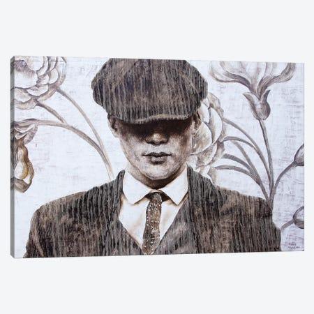 Mr. J.W Canvas Print #RKO53} by Rudolf Kosow Canvas Artwork