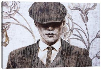 Mr. J.W Canvas Art Print