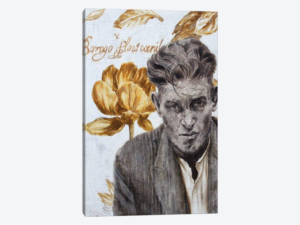 Desperate Mr. D by Rudolf Kosow 1-piece Canvas Art Print