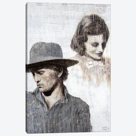 Unforgotten Canvas Print #RKO55} by Rudolf Kosow Art Print
