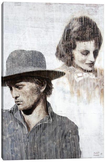 Unforgotten Canvas Art Print
