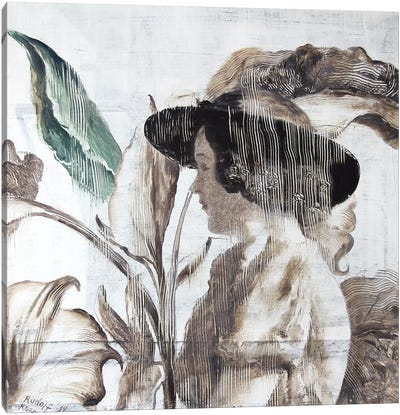 Stramonia Canvas Art Print
