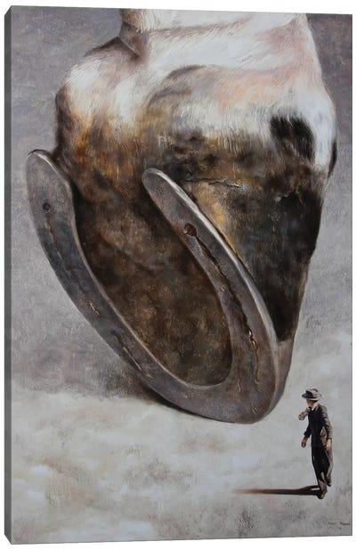 Case Canvas Art Print