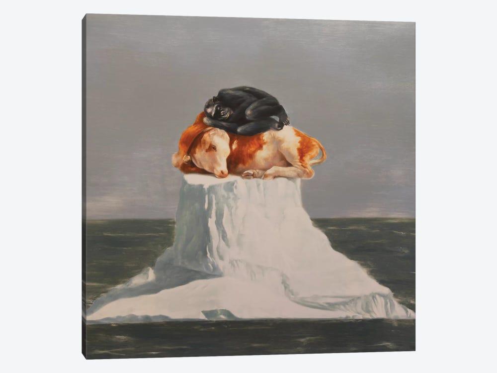 Close by Rudolf Kosow 1-piece Canvas Art Print