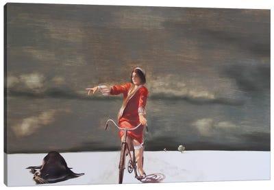 Companion Canvas Art Print