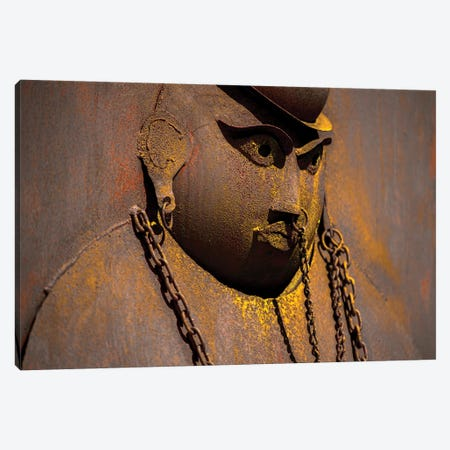 Funky Buddha Lounge Canvas Print #RKU31} by Raymond Kunst Canvas Artwork