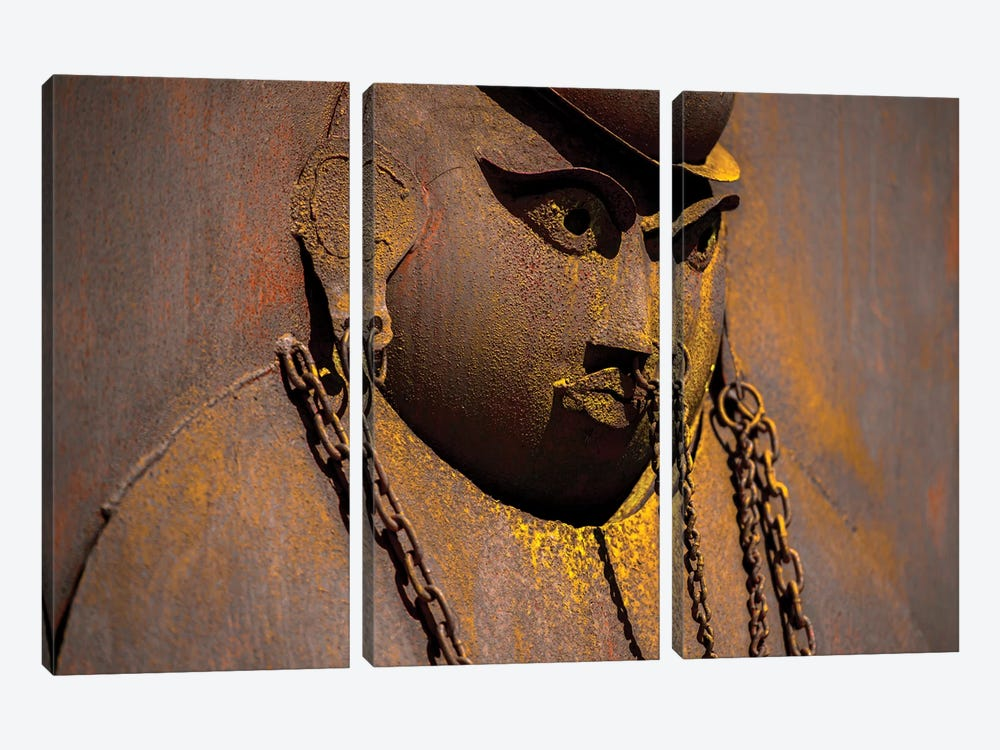 Funky Buddha Lounge by Raymond Kunst 3-piece Canvas Art Print