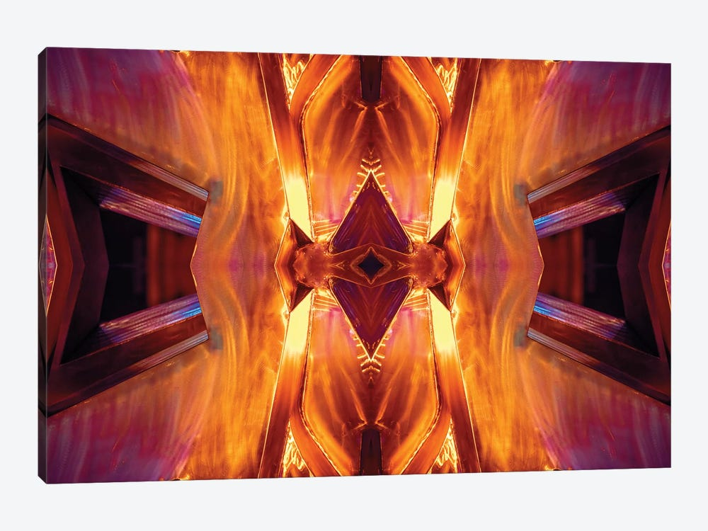 Night Fever by Raymond Kunst 1-piece Canvas Art