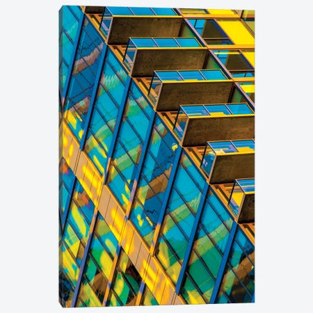 Obsession Canvas Print #RKU45} by Raymond Kunst Canvas Artwork