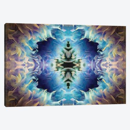 Abstract Photomontage No. 35 I Canvas Print #RKU4} by Raymond Kunst Canvas Art Print
