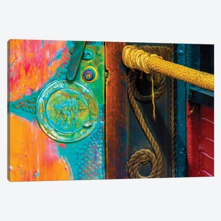 Ship's Mutiny, John Barleycorn 3-Piece Canvas #RKU57} by Raymond Kunst Art Print