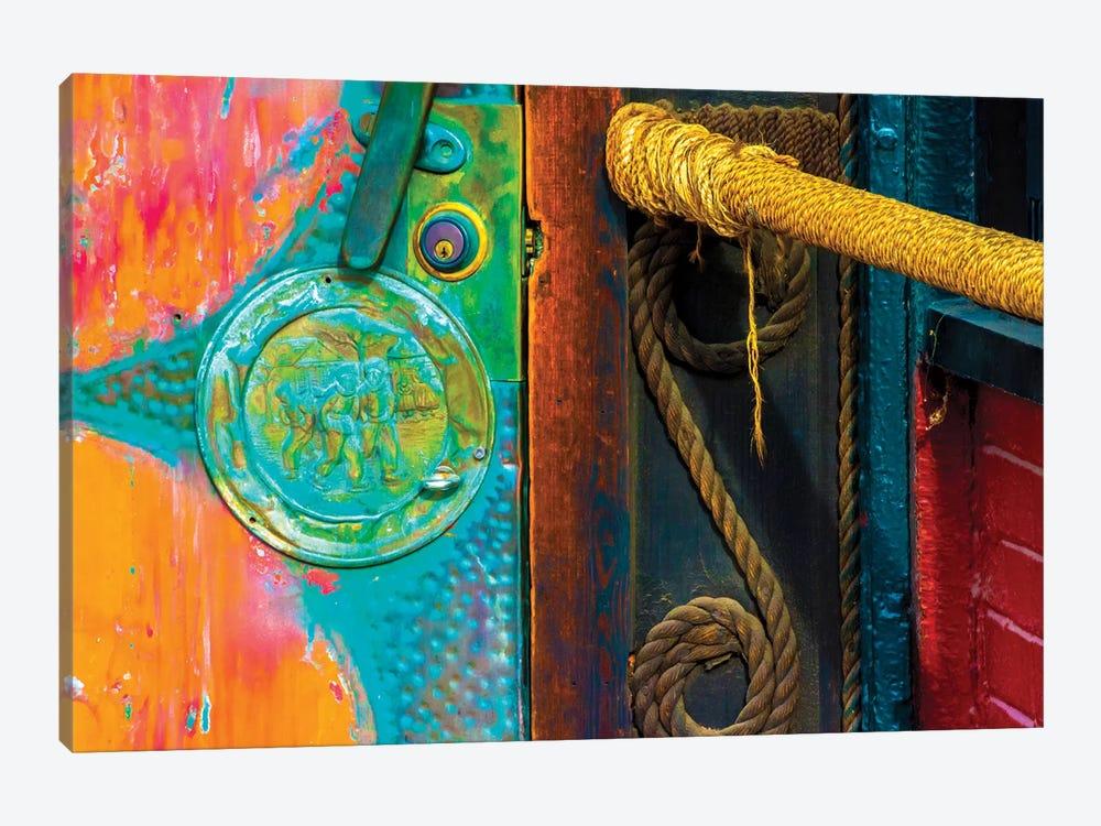 Ship's Mutiny, John Barleycorn by Raymond Kunst 1-piece Canvas Print