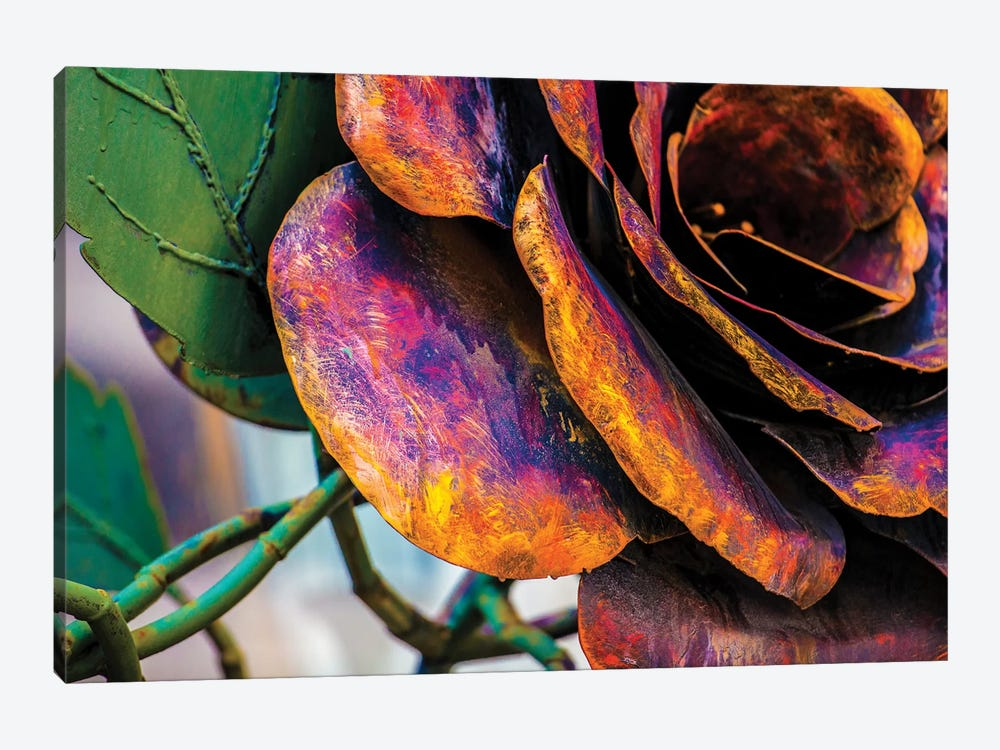 The Rose by Raymond Kunst 1-piece Canvas Print