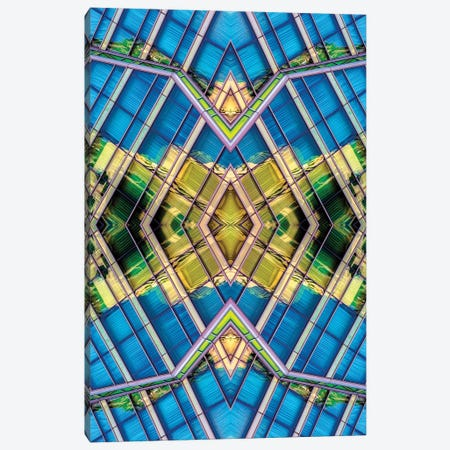 The Wit Hotel II Canvas Print #RKU70} by Raymond Kunst Canvas Artwork