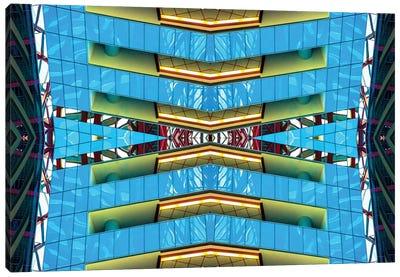 Thompson Center Vertical Canvas Art Print