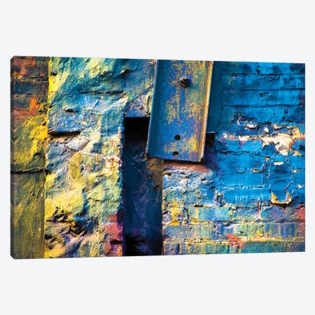 Tighten Up Canvas Print #RKU72} by Raymond Kunst Canvas Art