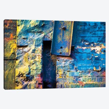 Tighten Up Canvas Print #RKU72} by Raymond Kunst Canvas Art