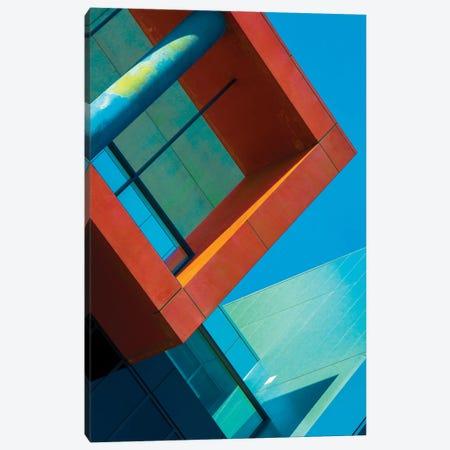 Warm And Beautiful Canvas Print #RKU76} by Raymond Kunst Art Print