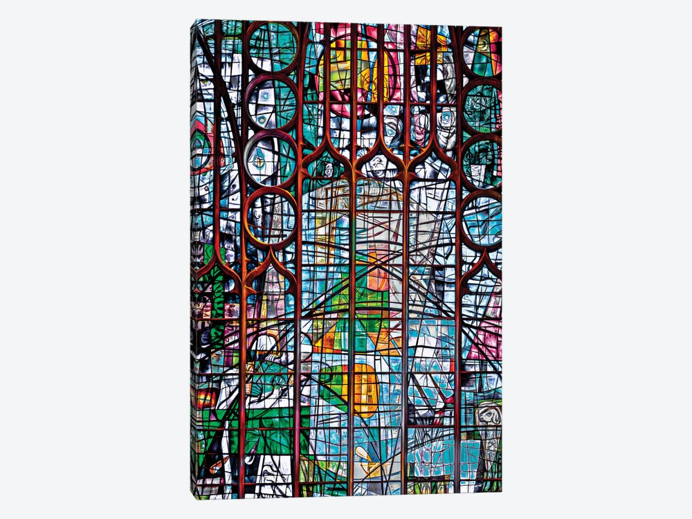 Alice Millar Chapel by Raymond Kunst 1-piece Canvas Art