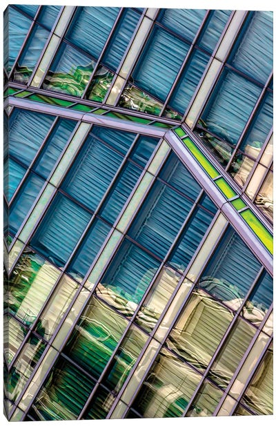 The Wit Hotel In Chicago V2 Canvas Art Print