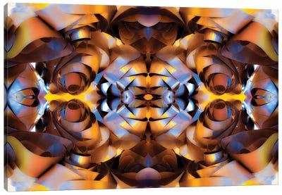 Abstract Photomontage No 17 V2 Canvas Art Print