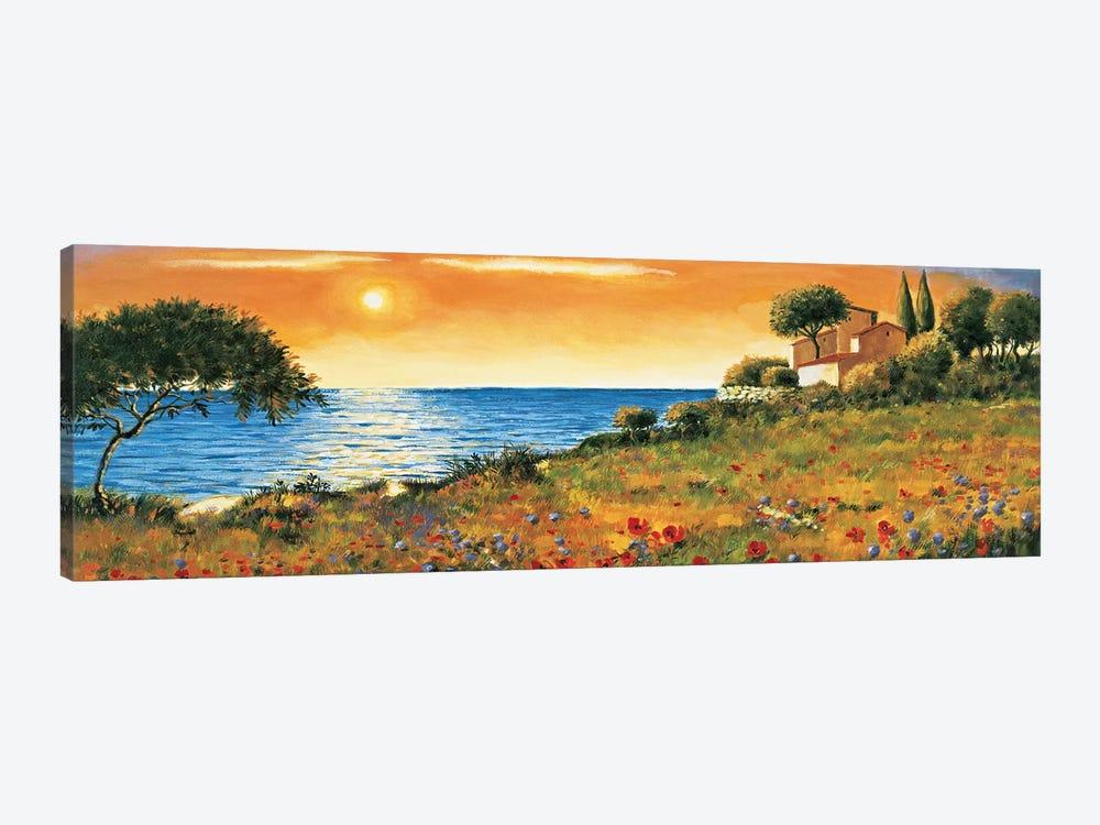 Sunlight Coast by Richard Leblanc 1-piece Canvas Wall Art