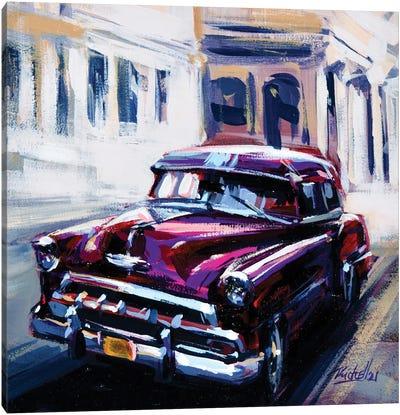 City XII Canvas Art Print